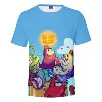 T-shirt Fall Guys Couronne