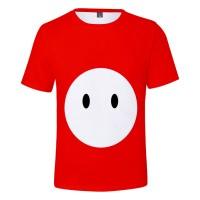 T-shirt Fall Guys Skin Rouge