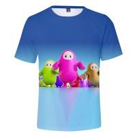 T-shirt Fall Guys Départ
