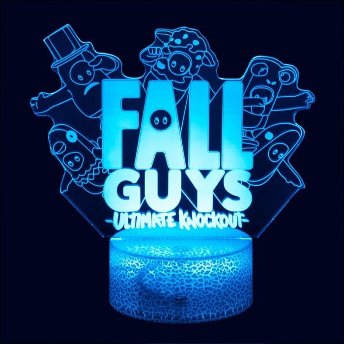 Lampe Fall Guys