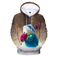 Sweat Fall Guys Personnage surpris